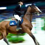 Hevosratsastusta HorseShowssa