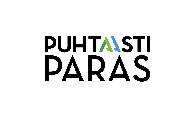 Puhtaasti paras logo